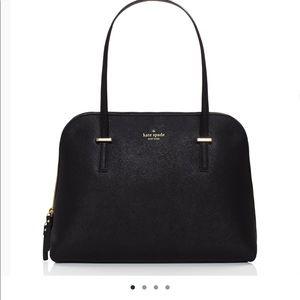 Kate Spade Black Shoulder Bag w/ tags & dust bag
